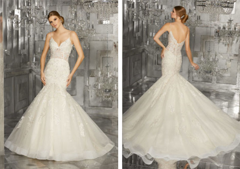 Mori Lee - Mihailia Wedding Dress